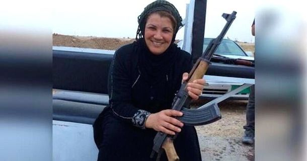 First Woman In Iraq's History Given Title Of Sheikh After She Dies In Combat Against ISIS Terrorists